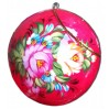 New Year and Christmas christmas tree toy Full-sphere 55